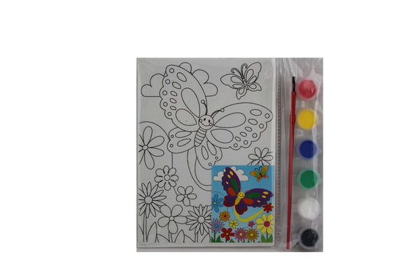 Butterfly - Paint Board Activity - BuyAbility South Africa