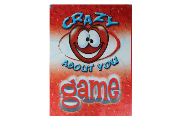 Crazy About You Board Game - BuyAbility South Africa