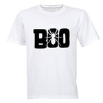 BOO - Halloween Spider - Adults - T-Shirt - BuyAbility South Africa