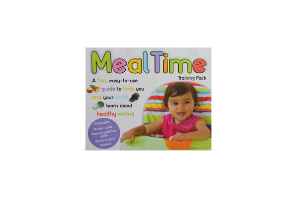 Meal Time Training Pack - Book - BuyAbility South Africa