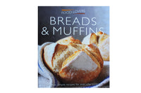 Breads & Muffins, Food Lovers – 45 Recipes - BuyAbility South Africa
