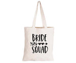 Bride Squad - Eco-Cotton Natural Fibre Bag - BuyAbility South Africa