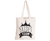 Bride's Team - Eco-Cotton Natural Fibre Bag - BuyAbility South Africa