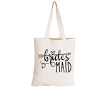 Bridesmaid - Eco-Cotton Natural Fibre Bag - BuyAbility South Africa