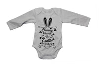 Bunny Kisses - Easter Inspired - Baby Grow - BuyAbility South Africa