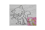 Cute Cat - Canvas Painting Activity - BuyAbility South Africa