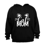 Cat Mom - Hoodie - BuyAbility South Africa