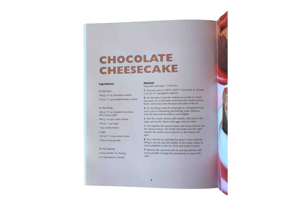 Chocolate food lovers recipe book 22 recipes buyability chocolate food lovers 22 recipes buyability south africa forumfinder Choice Image