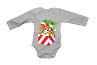 Christmas Puppy Gift - Baby Grow - BuyAbility South Africa