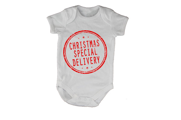 Christmas Special Delivery - Baby Grow - BuyAbility South Africa