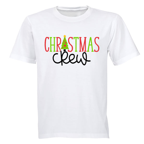 Christmas Crew - Adults - T-Shirt - BuyAbility South Africa