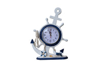 Nautical Standing Clock with a Seagull and Life Saver - BuyAbility South Africa