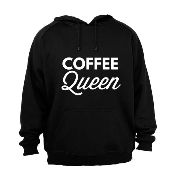 Coffee Queen! - Hoodie - BuyAbility South Africa