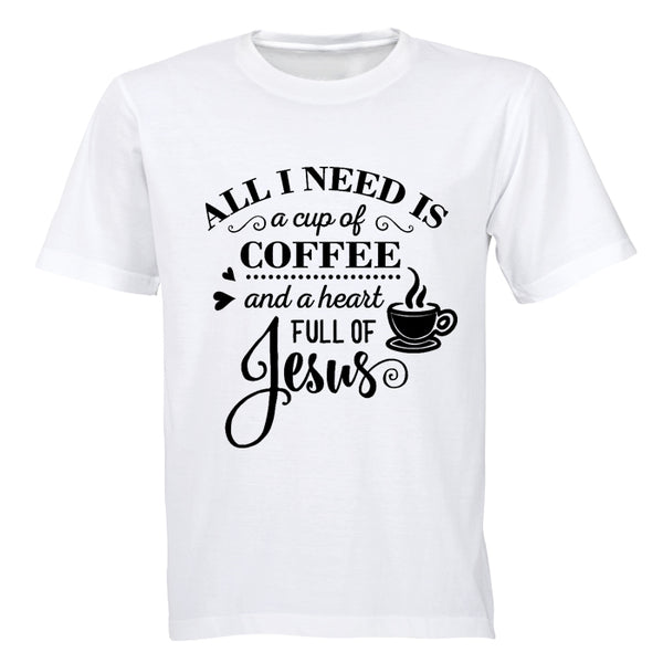 Coffee and Jesus! - BuyAbility South Africa
