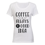 Coffee is Always a Good Idea! BuyAbility SA