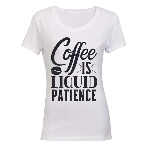 Coffee is Liquid Patience BuyAbility SA