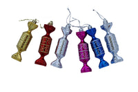 Christmas Tree Decoration Hanging Crackers (Set of 6) - BuyAbility South Africa