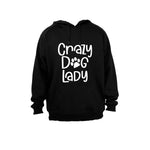 Crazy Dog Lady - Hoodie - BuyAbility South Africa