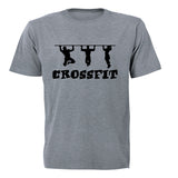 Crossfit - Bar Work - Adults - T-Shirt - BuyAbility South Africa
