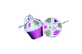 Christmas Tree Decoration Hanging Cupcake (Set of 4) - BuyAbility South Africa