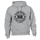 Dad - The Man, The Myth, The Legend! - Hoodie - BuyAbility South Africa