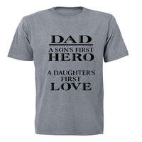 Dad - A son's first Hero, A daughter's first love - BuyAbility South Africa