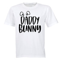 Daddy Bunny - Easter - Adults - T-Shirt - BuyAbility South Africa