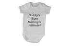 Daddy's Eyes - Mommy's Attitude! - BuyAbility South Africa
