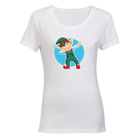Dancing Christmas Elf - Ladies - T-Shirt - BuyAbility South Africa
