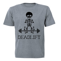 Deadlift - Adults - T-Shirt - BuyAbility South Africa