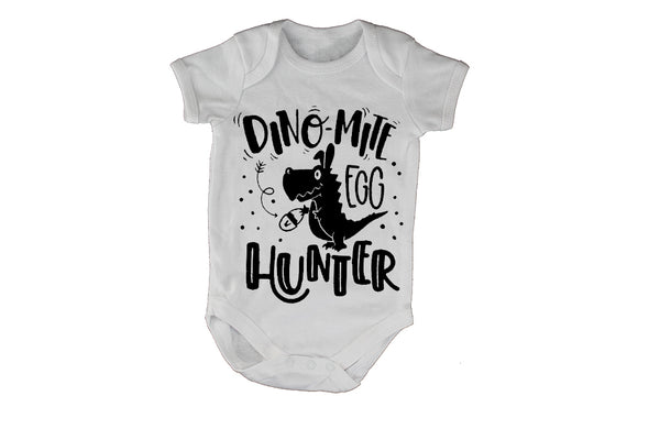DINO-Mite Egg Hunter - Easter - Baby Grow - BuyAbility South Africa