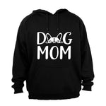 Dog Mom - Peeking Dog - Hoodie - BuyAbility South Africa