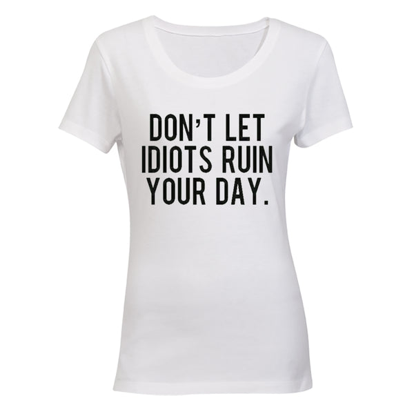 Don't Let Idiots Ruin Your Day! BuyAbility SA