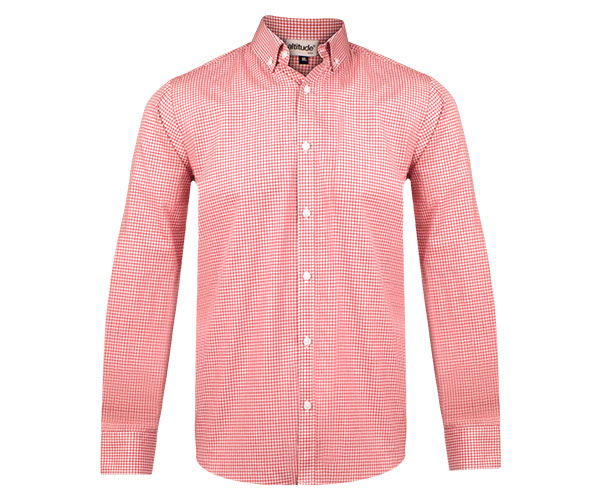 Edinburgh Mens Long Sleeve Shirt - BuyAbility South Africa