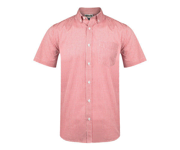 Edinburgh Mens Short Sleeve Shirt - BuyAbility South Africa
