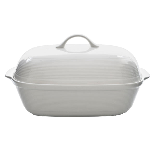 Lrg Rect. Casserole W/Lid - BuyAbility South Africa