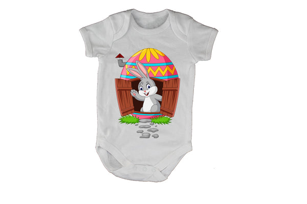 Easter Bunny House - Baby Grow - BuyAbility South Africa