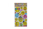 Emoji Faces with Polkadot Sunglasses Wall Stickers - BuyAbility South Africa