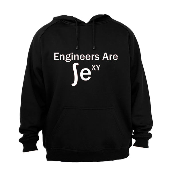 Engineers Are Sexy - Hoodie - BuyAbility South Africa