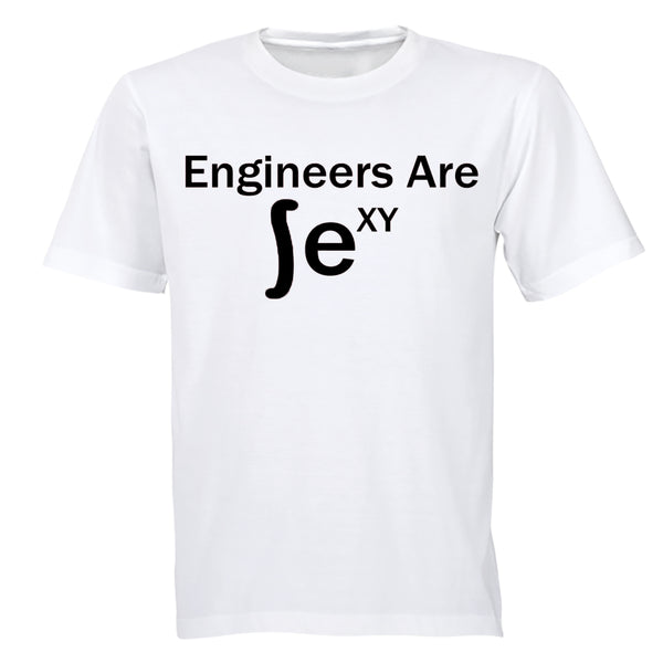 Engineers Are Sexy - Adults - T-Shirt - BuyAbility South Africa