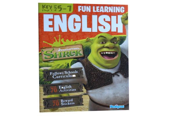 Fun Learning English, Ages 5-7 - BuyAbility South Africa