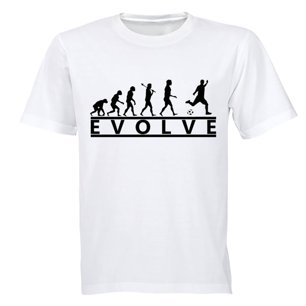 Evolve Soccer - Adults - T-Shirt - BuyAbility South Africa