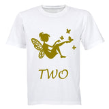 Fairy - Two - Kids T-Shirt - BuyAbility South Africa