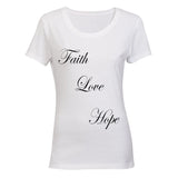 Faith, Love, Hope BuyAbility SA