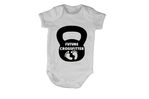 Future Crossfitter - Baby Grow - BuyAbility South Africa
