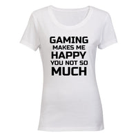 Gaming makes me Happy - You, not so much BuyAbility SA