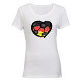 Germany - Football Inspired - Ladies - T-Shirt - BuyAbility South Africa