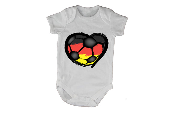 Germany - Football Inspired - Baby Grow - BuyAbility South Africa