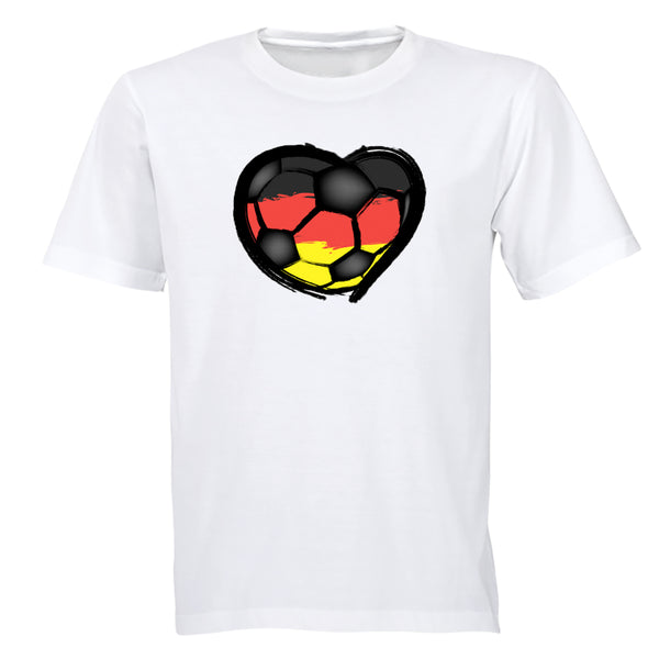 Germany - Football Inspired - Adults - T-Shirt - BuyAbility South Africa