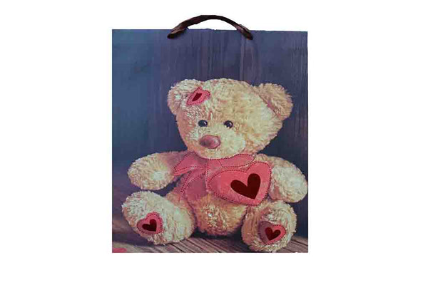 Teddy Bear Love Gift Bag